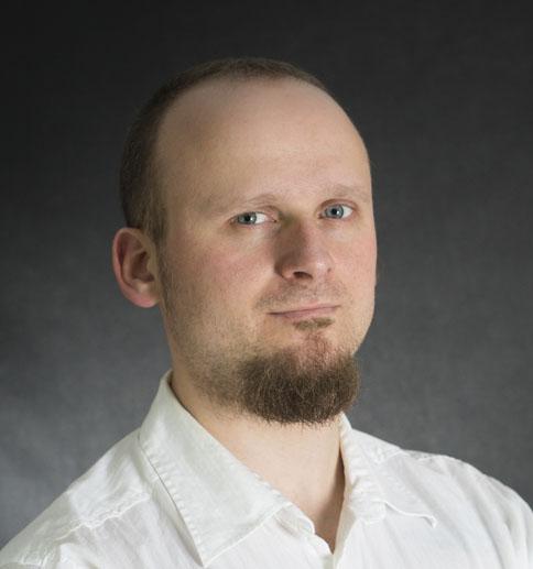 Marcin Biedroń - zdjęcie