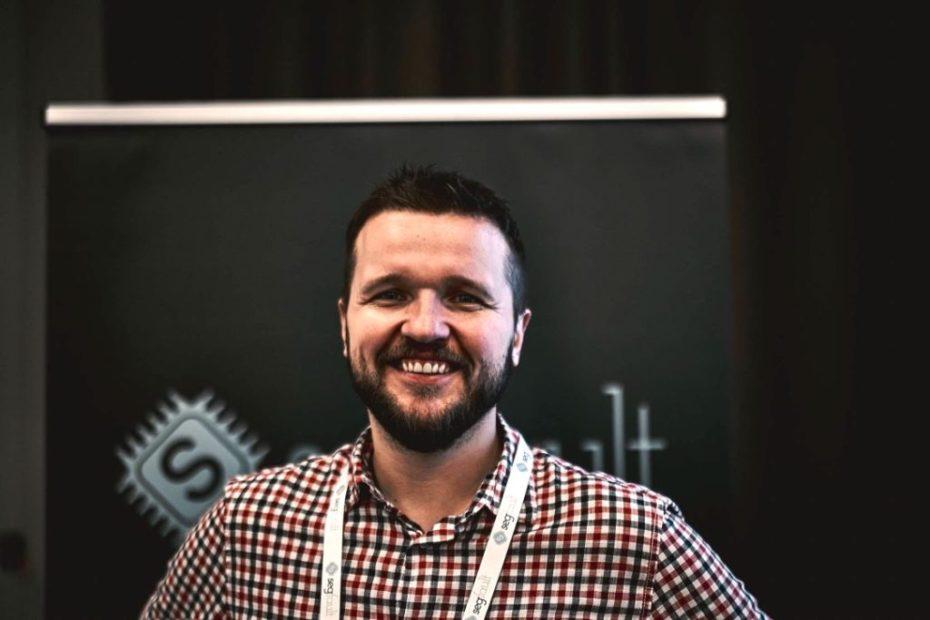 Michał Bartyzel, autor książek propagator technik zwinnych